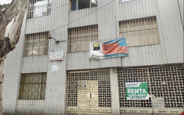 Foto de departamento en renta en pimentel 10, san rafael, cuauhtémoc, df, 579250 no 11