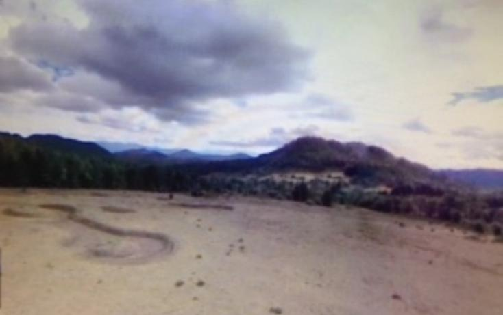 Foto de terreno habitacional en venta en pinar de osorios , pinar de osorios, valle de bravo, méxico, 3415232 No. 03