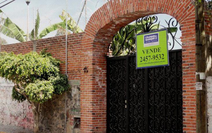 Foto de terreno habitacional en venta en pino 35, antonio barona 1a secc, cuernavaca, morelos, 1753922 no 01