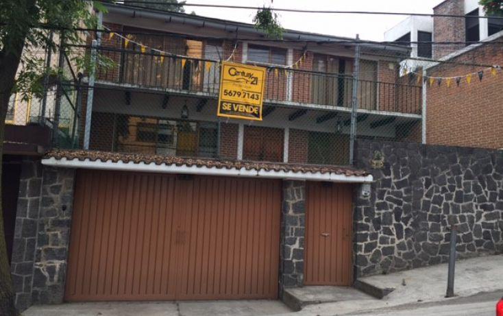 Foto de casa en venta en pino, lomas quebradas, la magdalena contreras, df, 1775437 no 01