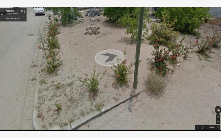 Foto de terreno comercial en renta en pino saurez , chilpetec sección banco, paraíso, tabasco, 1787932 No. 03