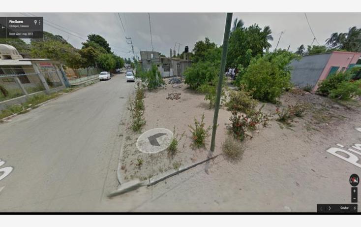 Foto de terreno comercial en renta en pino saurez , chilpetec sección banco, paraíso, tabasco, 1787932 No. 04