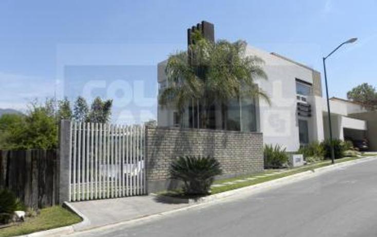 Foto de casa en venta en pino , valle alto, monterrey, nuevo león, 218787 No. 02