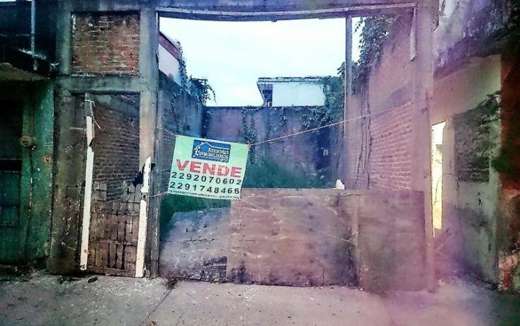 Foto de terreno habitacional en venta en pino zuarez 200, veracruz centro, veracruz, veracruz, 1503741 no 01