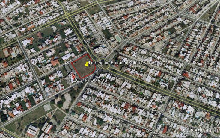 Foto de terreno comercial en venta en  , pinos norte ii, mérida, yucatán, 1143349 No. 01