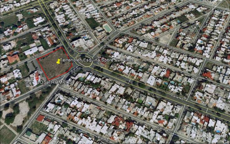 Foto de terreno comercial en venta en  , pinos norte ii, mérida, yucatán, 1143349 No. 02