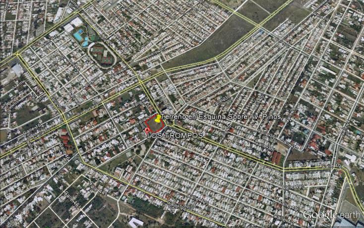 Foto de terreno comercial en venta en  , pinos norte ii, mérida, yucatán, 1143349 No. 03