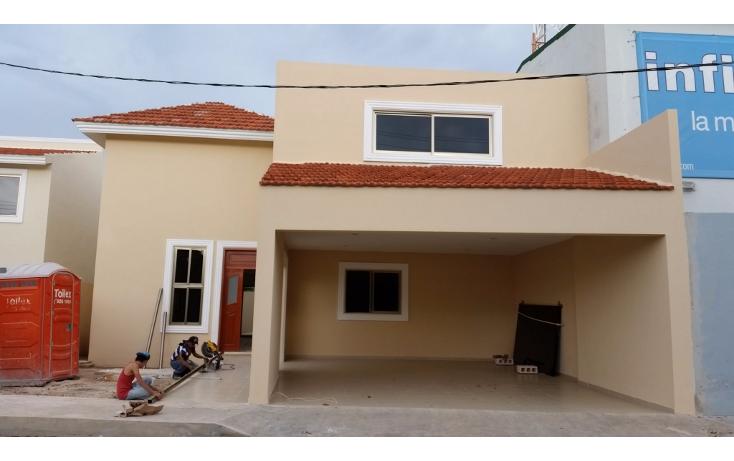 Foto de casa en venta en  , pinos norte ii, mérida, yucatán, 1192887 No. 01
