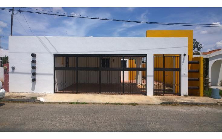 Foto de casa en venta en  , pinos norte ii, m?rida, yucat?n, 1739572 No. 01