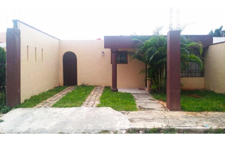 Foto de casa en venta en  , pinos norte ii, mérida, yucatán, 1977706 No. 01