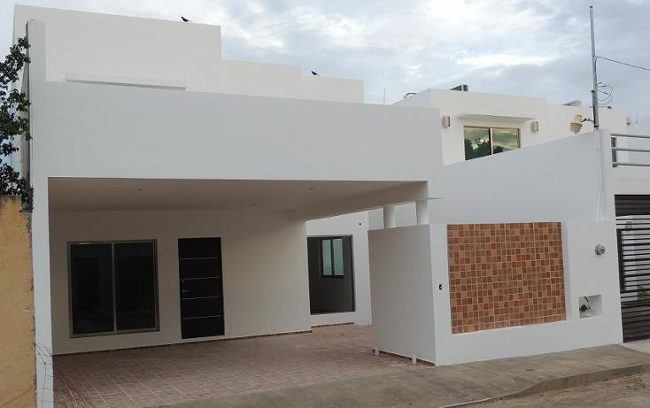 Foto de casa en venta en  , pinzon, mérida, yucatán, 1039841 No. 01