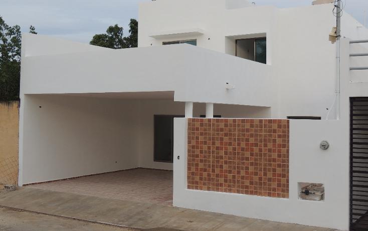 Foto de casa en venta en  , pinzon, m?rida, yucat?n, 1268229 No. 01