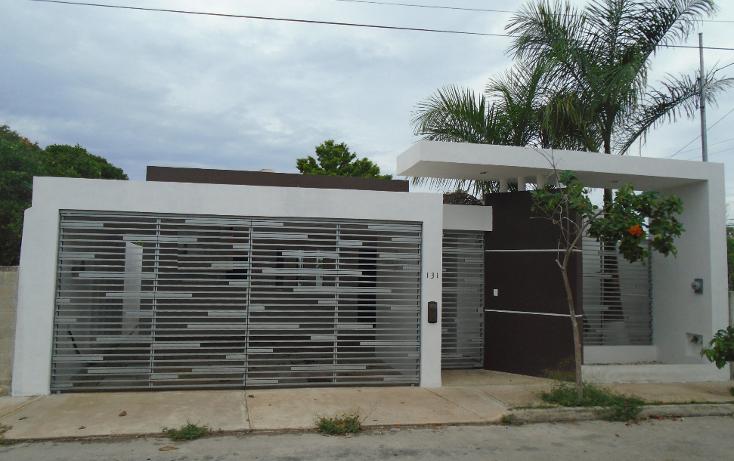 Foto de casa en venta en  , pinzon, mérida, yucatán, 1337667 No. 01