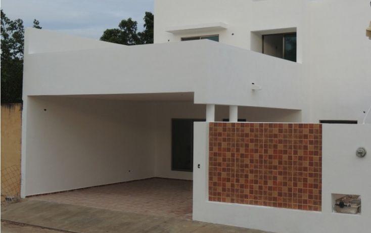 Foto de casa en venta en, pinzon, mérida, yucatán, 1441939 no 01