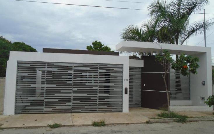 Foto de casa en venta en  pinzon, pinzon, mérida, yucatán, 1360961 No. 01