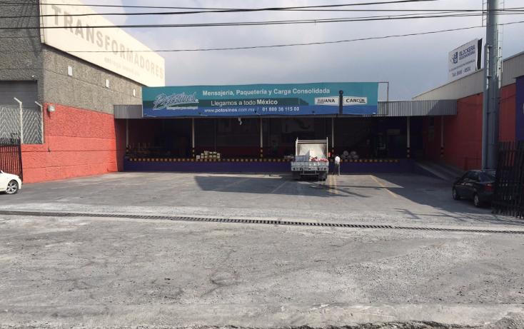 Foto de nave industrial en renta en  , pio xii, santa catarina, nuevo león, 1333885 No. 01