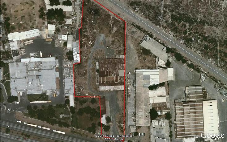 Foto de terreno comercial en venta en  , pio xii, santa catarina, nuevo león, 1821664 No. 02