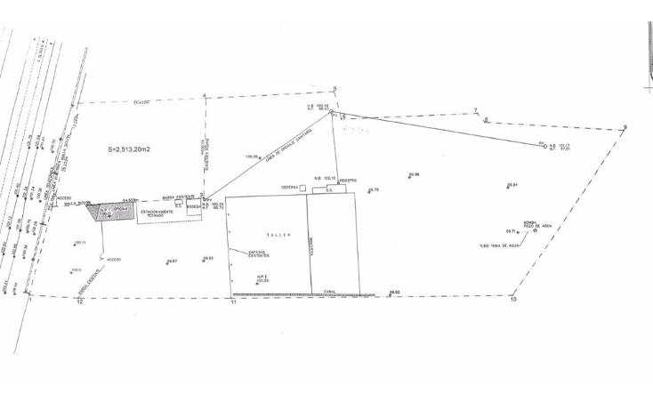 Foto de terreno comercial en venta en  , pio xii, santa catarina, nuevo león, 1821664 No. 03