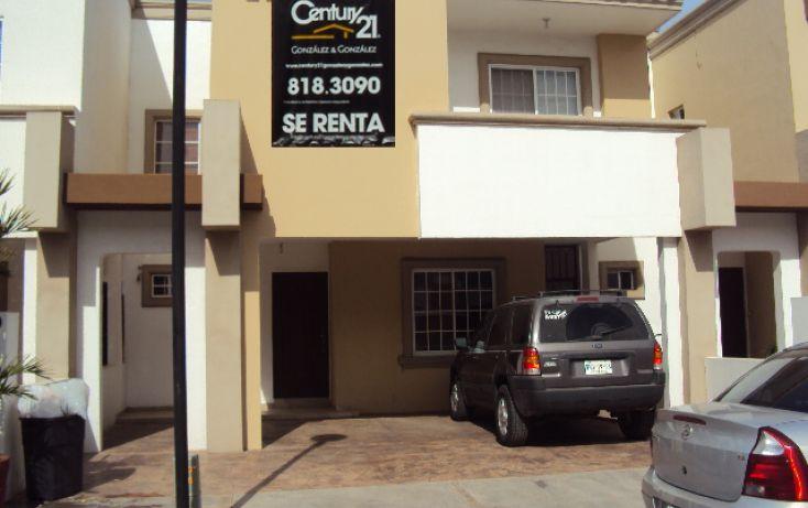 Foto de casa en renta en pioneros 2538, quinta real, ahome, sinaloa, 1960559 no 01