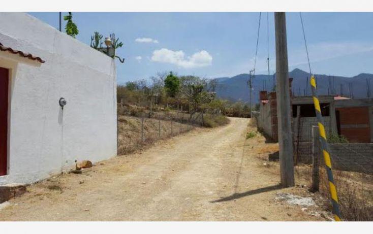 Foto de terreno habitacional en venta en pípila, san pablo etla, san pablo etla, oaxaca, 1766096 no 01