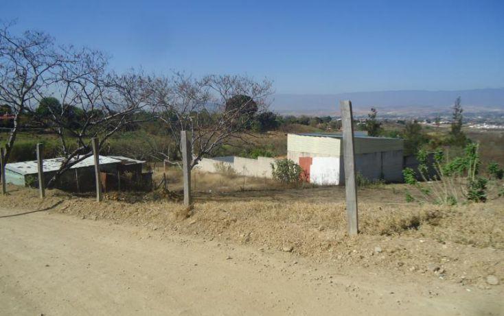 Foto de terreno habitacional en venta en pípila, san pablo etla, san pablo etla, oaxaca, 1766096 no 06