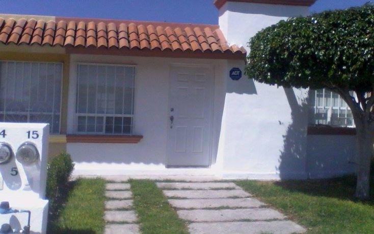 Foto de casa en condominio en renta en, pirámides 3a sección, corregidora, querétaro, 1125081 no 01