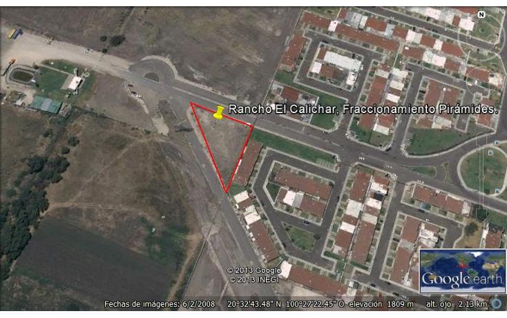 Foto de terreno comercial en venta en  , pirámides, corregidora, querétaro, 1178411 No. 04