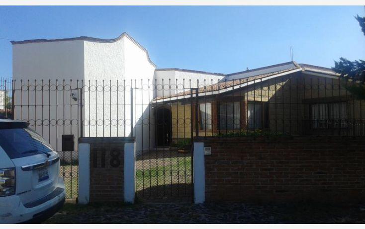 Foto de casa en venta en pirules 118, jurica, querétaro, querétaro, 1583948 no 03