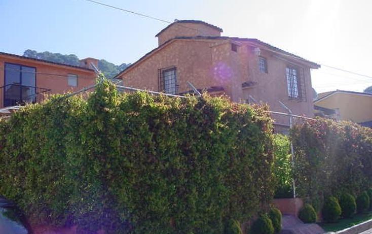 Foto de casa en venta en pirules , rincón villa del valle, valle de bravo, méxico, 1872436 No. 01