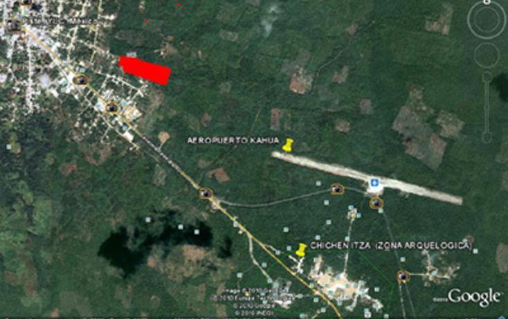 Foto de terreno habitacional en venta en  , piste, tinum, yucatán, 1097301 No. 05