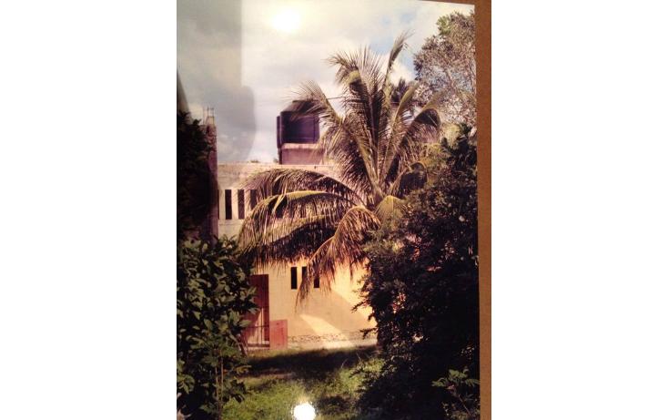 Foto de casa en venta en  , piste, tinum, yucat?n, 1474043 No. 01
