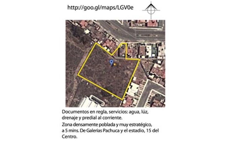 Foto de terreno habitacional en venta en  , pitahayas, pachuca de soto, hidalgo, 1168755 No. 09