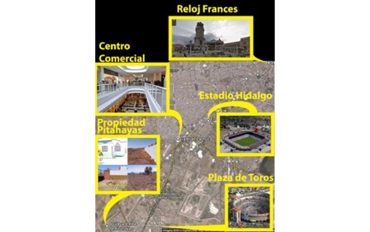 Foto de terreno habitacional en venta en  , pitahayas, pachuca de soto, hidalgo, 1168755 No. 10