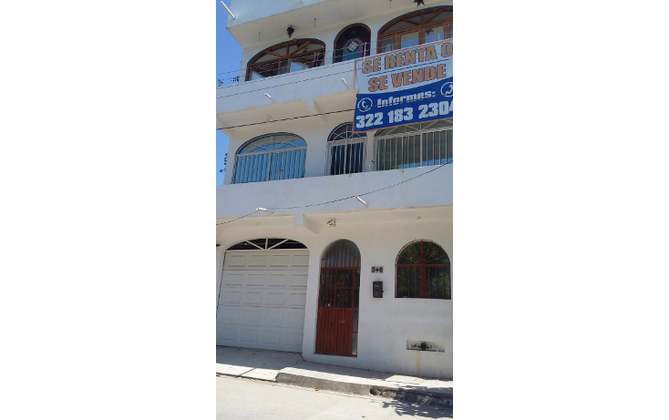 Foto de casa en venta en  , pitillal centro, puerto vallarta, jalisco, 2014874 No. 01