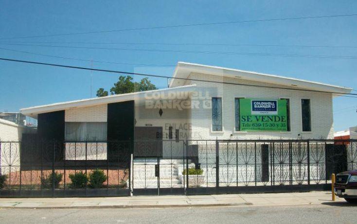 Foto de casa en venta en plan de ayala 4025, los nogales, juárez, chihuahua, 696617 no 01
