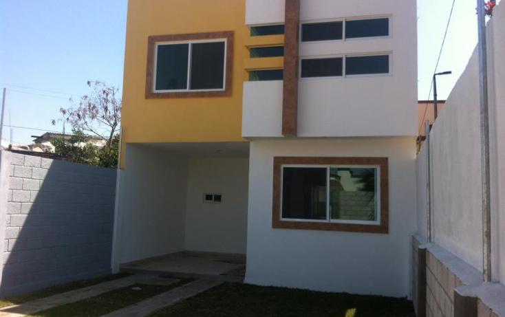 Foto de casa en venta en  , plan de ayala, cuautla, morelos, 605823 No. 02