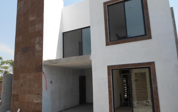 Foto de casa en venta en  , plan de ayala, cuautla, morelos, 605945 No. 01