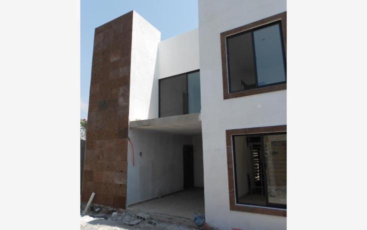 Foto de casa en venta en  , plan de ayala, cuautla, morelos, 605945 No. 02