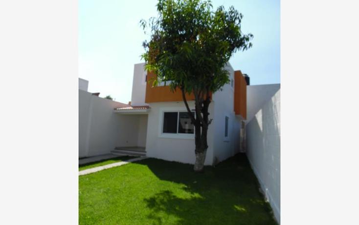 Foto de casa en venta en  , plan de ayala, cuautla, morelos, 738881 No. 02