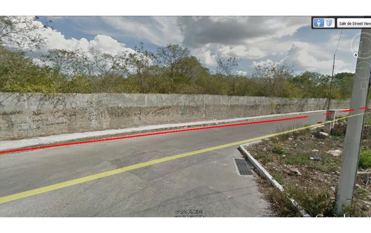 Foto de terreno habitacional en venta en  , plan de ayala, mérida, yucatán, 1074245 No. 03