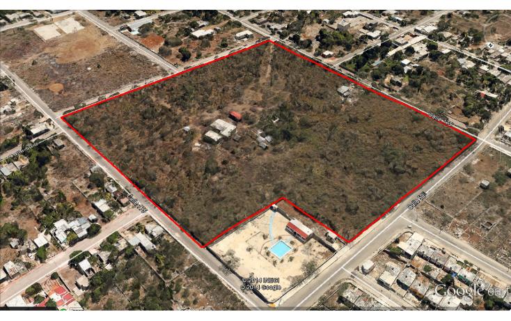 Foto de terreno habitacional en venta en  , plan de ayala, mérida, yucatán, 1074245 No. 04