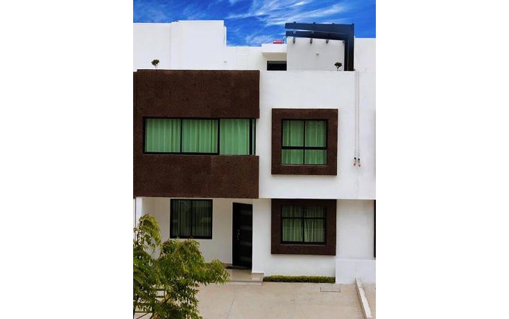 Foto de casa en venta en  , plan de ayala, tuxtla guti?rrez, chiapas, 1200415 No. 01