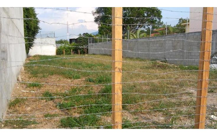 Foto de terreno habitacional en venta en  , plan de ayala, tuxtla gutiérrez, chiapas, 1213271 No. 05