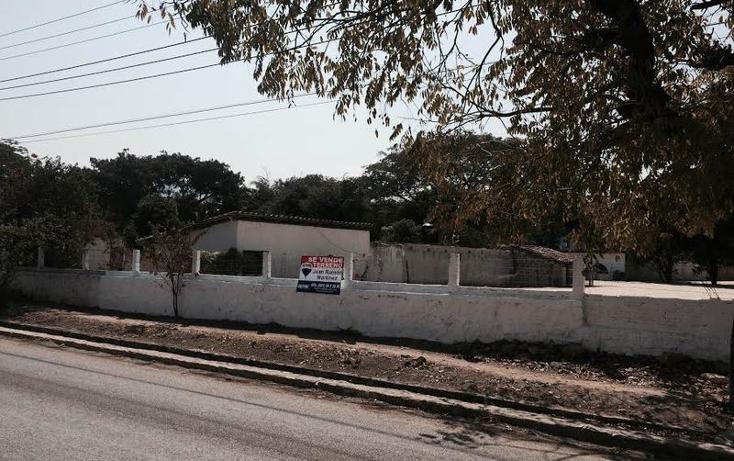 Foto de terreno habitacional en venta en  , plan de ayala, tuxtla guti?rrez, chiapas, 1644147 No. 01