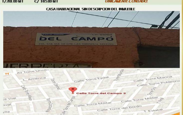 Foto de casa en venta en, plan de guadalupe, cuautitlán izcalli, estado de méxico, 2029910 no 01