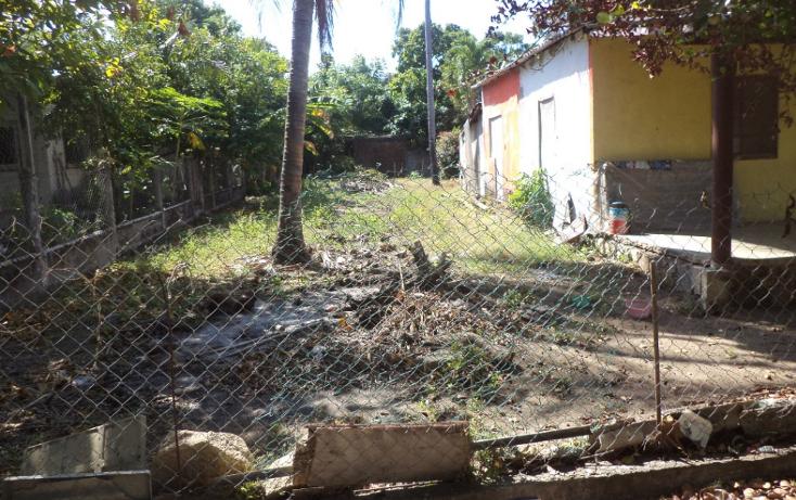 Foto de terreno habitacional en venta en  , plan de los amates, acapulco de juárez, guerrero, 1302615 No. 01