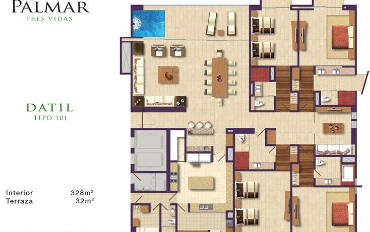 Foto de departamento en venta en, plan de los amates, acapulco de juárez, guerrero, 1669142 no 09
