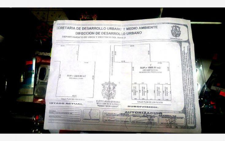 Foto de terreno habitacional en venta en plan de los olivos 10, solidaridad, morelia, michoacán de ocampo, 1725384 no 03