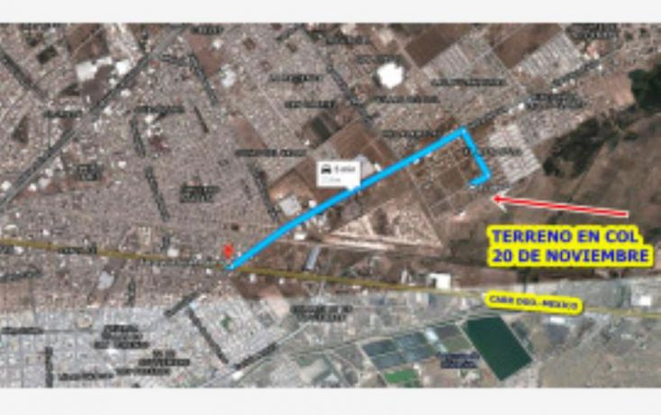 Foto de terreno habitacional en venta en planes de revolucion, 20 de noviembre, nazas, durango, 1593200 no 05