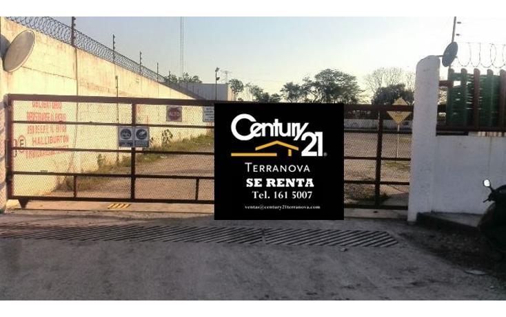Foto de terreno habitacional en renta en  , plátano y cacao, centro, tabasco, 1714526 No. 01